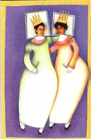 Silvia e Cristiana